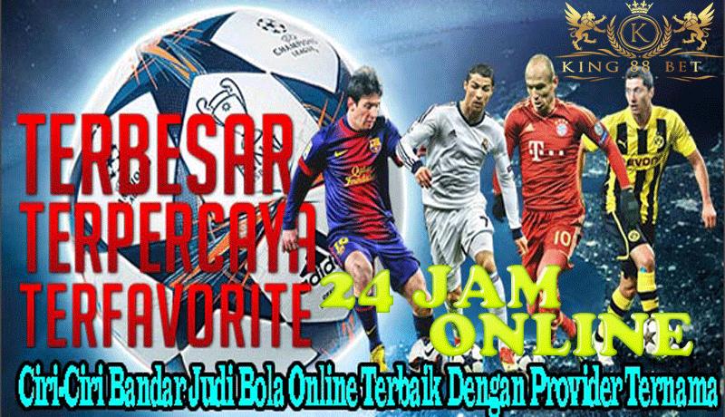 Judi Game Bola Online terbesar di Indonesia