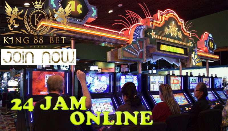 Situs Mesin Slot Casino terfavorit sat ini