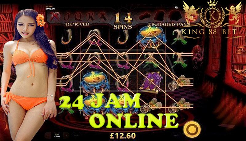 Game Slot Judi Online terbaik di tahun 2020